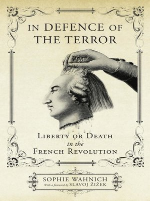 cover image of In Defence of the Terror