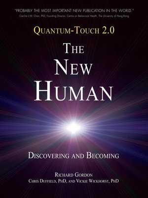 cover image of Quantum-Touch 2.0--The New Human