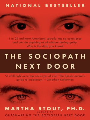cover image of The Sociopath Next Door