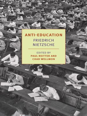 cover image of Anti-Education
