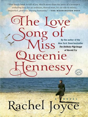 cover image of The Love Song of Miss Queenie Hennessy