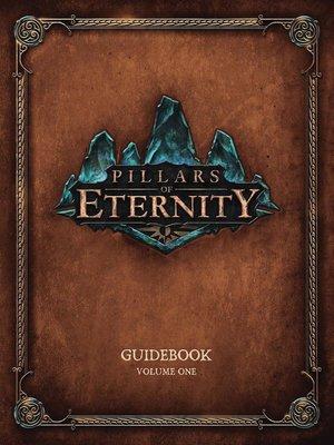 cover image of Pillars of Eternity Guidebook, Volume 1