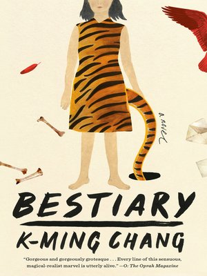 cover image of Bestiary