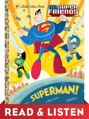cover image of Superman!