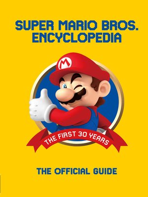 cover image of Super Mario Encyclopedia