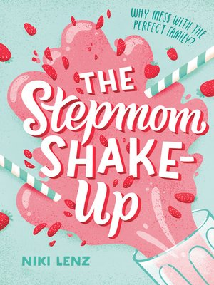 cover image of The Stepmom Shake-Up