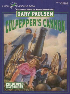 cover image of Culpepper's Cannon