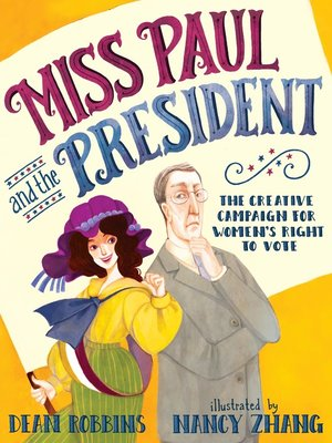 cover image of Miss Paul and the President