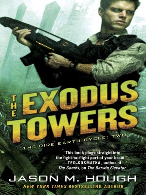 cover image of The Exodus Towers