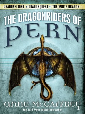 cover image of The Dragonriders of Pern