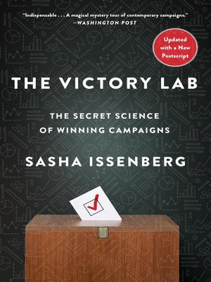 cover image of The Victory Lab