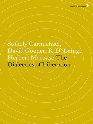 cover image of The Dialectics of Liberation