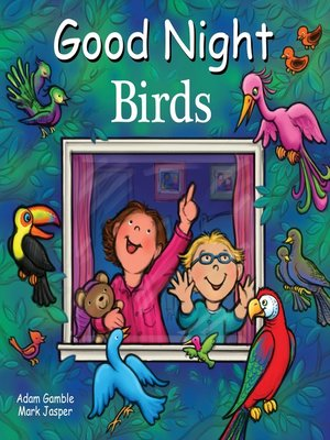 cover image of Good Night Birds