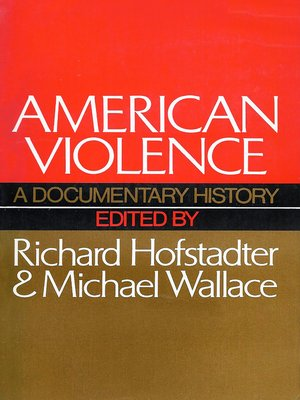 cover image of American Violence