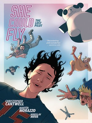 cover image of She Could Fly (2018), Volume 2