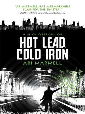 cover image of Hot Lead, Cold Iron