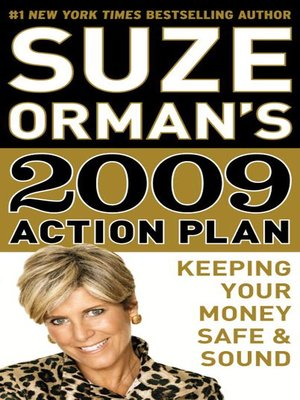 cover image of Suze Orman's 2009 Action Plan