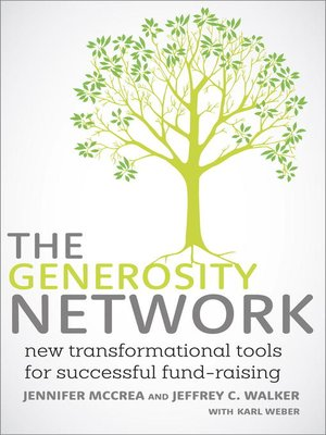 cover image of The Generosity Network