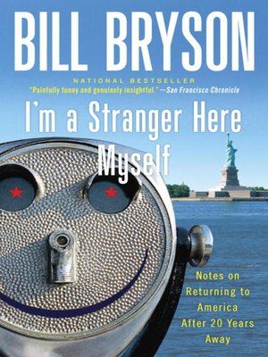 cover image of I'm a Stranger Here Myself