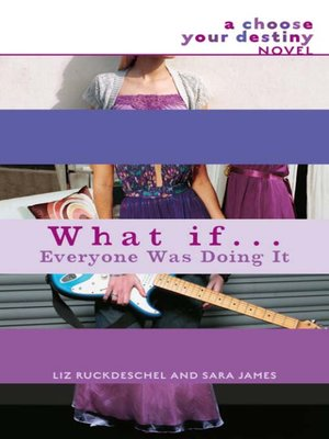 cover image of What If... Everyone Was Doing It