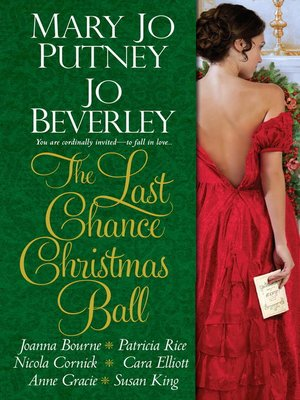 cover image of The Last Chance Christmas Ball