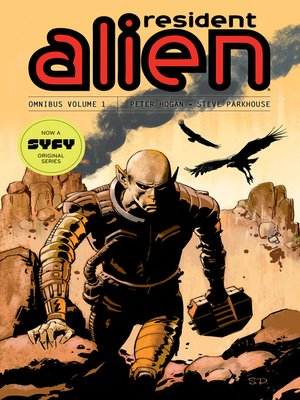 cover image of Resident Alien Omnibus Volume 1