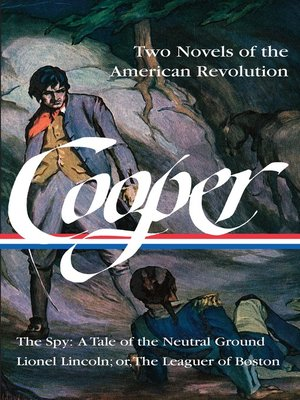 cover image of James Fenimore Cooper