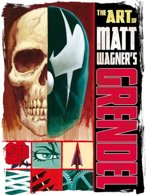 cover image of The Art of Matt Wagner's Grendel