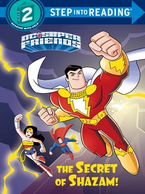 cover image of The Secret of Shazam! (DC Super Friends)