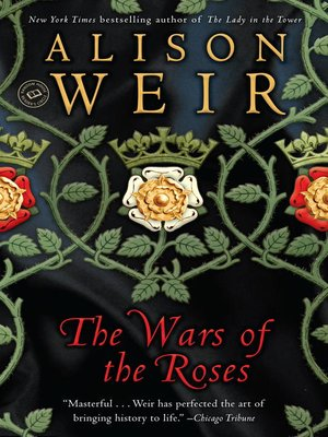 cover image of The Wars of the Roses