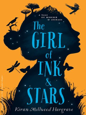 cover image of The Girl of Ink & Stars