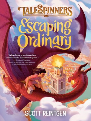 cover image of Escaping Ordinary