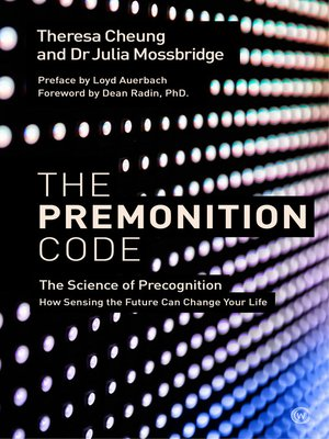 cover image of The Premonition Code