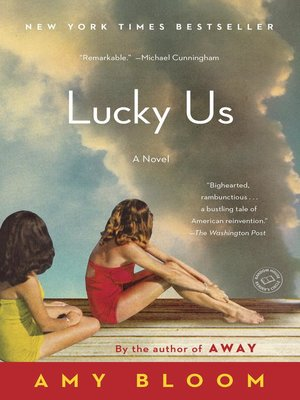 cover image of Lucky Us