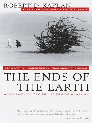 cover image of The Ends of the Earth