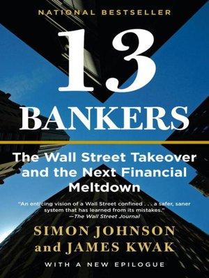 cover image of 13 Bankers