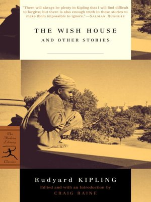 cover image of The Wish House and Other Stories