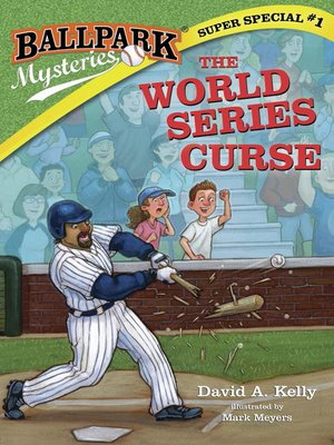 cover image of The World Series Curse