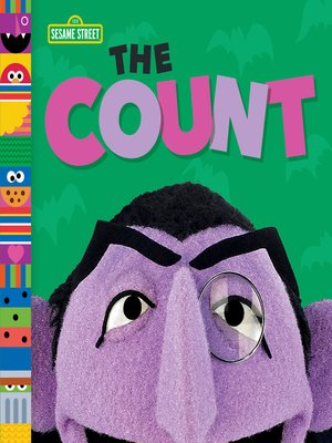 cover image of The Count (Sesame Street Friends)