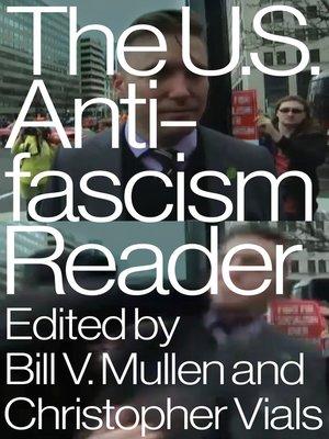 cover image of The US Antifascism Reader