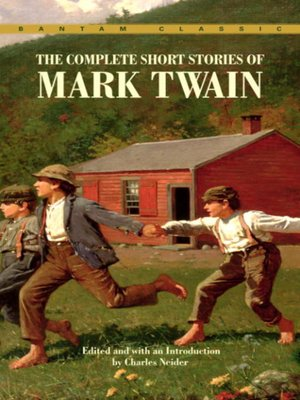 cover image of The Complete Short Stories of Mark Twain