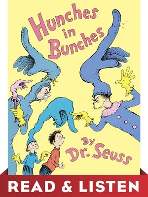 cover image of Hunches in Bunches
