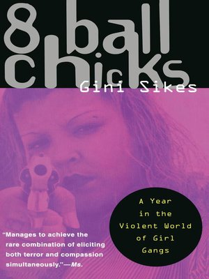 cover image of 8 Ball Chicks