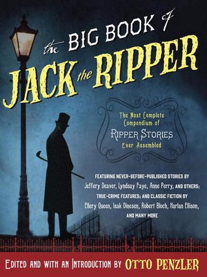 cover image of The Big Book of Jack the Ripper