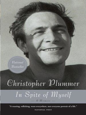 cover image of In Spite of Myself