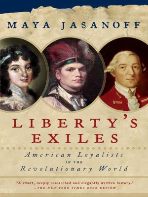 cover image of Liberty's Exiles