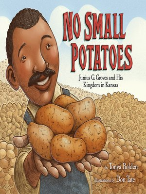 cover image of No Small Potatoes