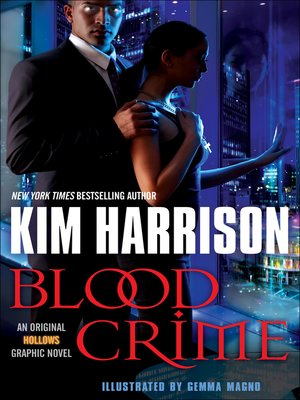 cover image of Blood Crime (Graphic Novel)