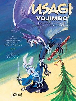cover image of Usagi Yojimbo (1987), Volume 15