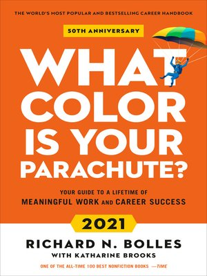 cover image of What Color Is Your Parachute? 2021